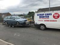 Scrap cars wanted 07794523511 scrap cars 🚗 vans runners damage scrap call today