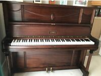Refurbished Sames Upright Piano