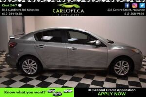 2012 Mazda Mazda3 GX - KEYLESS ENTRY**TINTED WINDOWS**NAV