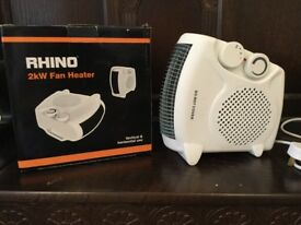 2 Kw Fan Heater