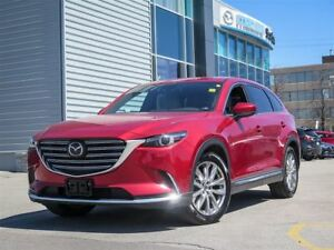 2016 Mazda CX-9 GT TECH PKG FREE WINTER TIRES! 0.9% FINANCE!1