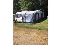 2011 bailey Pegasus 4 berth caravan