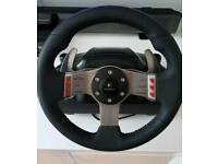 Logitech G27 Wheel and Pedals