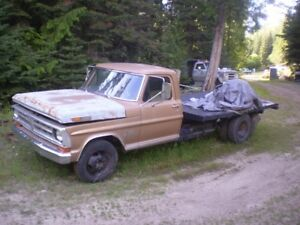1971 Ford F-250 Other, Flatdeck