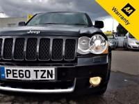 2010 JEEP GRAND CHEROKEE3.0 S LTD V6 AUTO 215BHP+P/X WELCOM+FULL SPECS BROWSE ME