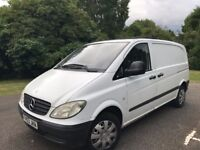 MERCEDES VITO 2.2 CDI MANUAL 6 SPEED NEW SHAPE VIVARO SPRINTER TRANSPORTER TRAFIC