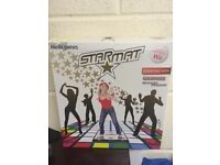 Wii we dance Starmat And two games BRAND NEW