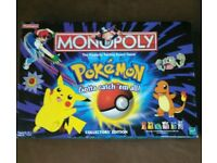 Monopoly pokemon edition - rare