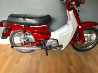 Honda cub 90, immaculate condition, delivery available