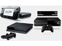 Wii u - PS4 - Xbox one - WANTED
