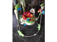 Jumperoo (music doesn't work) Fisher Price