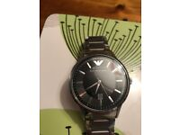 Armani Men's Watch For Sale