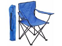 Folding garden/camping chair in carry bag LS25