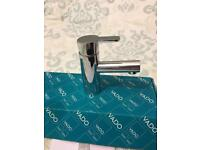 Brand new basin mixer tap with pop up waste