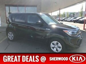 2016 Kia Soul LX Accident Free,  Bluetooth,