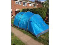 Blue Vango Beta 450XL tent