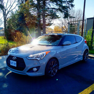 2013 Veloster Turbo with Warrenties!