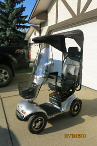 Shoprider Trailblazer 889SL/SE Special Edition Mobility Scooter