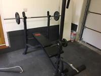 Weights bench Multigym