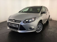 2013 63 FORD FOCUS ZETEC TDCI DIESEL SERVICE HISTORY FINANCE PX WELCOME