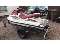 2001 seadoo gs 60 hours from new