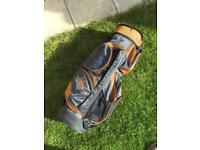 Hippo lightweight trolley golf bag