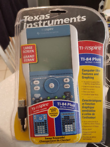 Brand New Texas Instruments T1-nspire/T1-84 Plus Open Box