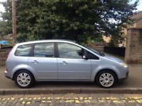 Ford Focus C-Max 1.8 2004 (54)**Low Mileage**Long MOT**Great MPV for ONLY £1095