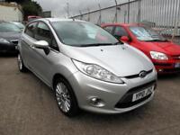 2010 10 Ford Fiesta 1.6TDCi Titanium 5 Door Diesel Parking Sensors £20 R/Tax