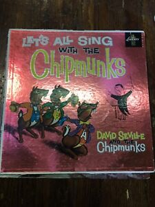 Sing With The Chipmunks Record