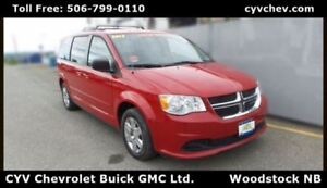 2013 Dodge Grand Caravan SXT - $8/Day - Stow'N Go & Rear Air Con