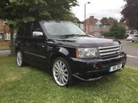 Range Rover Sport Supercharged Overfinch