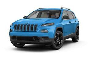 2017 Jeep Cherokee Sport Altitude