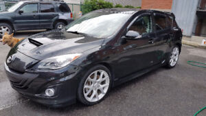 2012 Mazdaspeed3 Tech package RARE