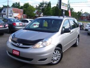 2008 Toyota Sienna CE,Power group,Key less,NO Accident