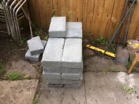 Heavy breeze blocks