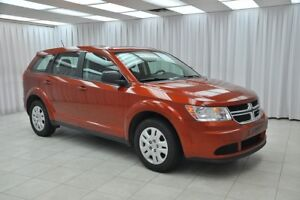 2014 Dodge Journey SE FWD SUV w/ BLUETOOTH, DUAL CLIMATE, PUSH-B