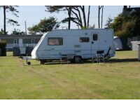 Ace Morningstar Touring Caravan 2004