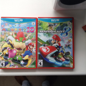 Wii U Games- Need To Be Gone