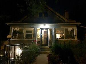Utilities included! Bright, large & quiet legal basement suite.