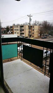 Perfect Location! Just off Whyte Ave third level condo