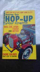 "1962 ""Hop-Up your Engine"" Magazine (May 1962) #13"