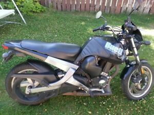 2003 Buell Blast - Comes with free sob/motivational story