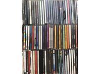 CD's job lot over 400 items.