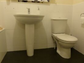For Sale – Washbasin and toilet - £55