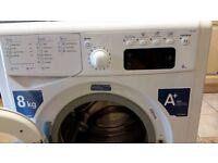 Indesit white IWE81681 washing machine 8KG