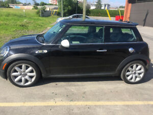 2010 MINI Mini Cooper S Turbo Coupe (2 door)