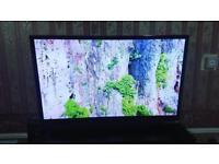 "Panasonic TX-50GT50 50"" Full HD 1080p Smart 3D 2500HZ Freeview Freesat HD Plasma"