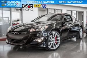 2016 Hyundai Genesis Coupe 3.8 R-Spec CUIR+MAGS