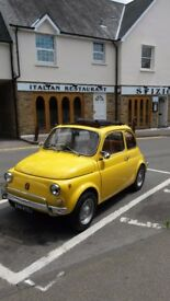 fiat car for sale 500